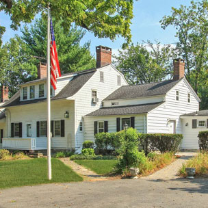vintage and historic homes for sale New York
