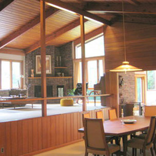 mid century modern homes for sale NY