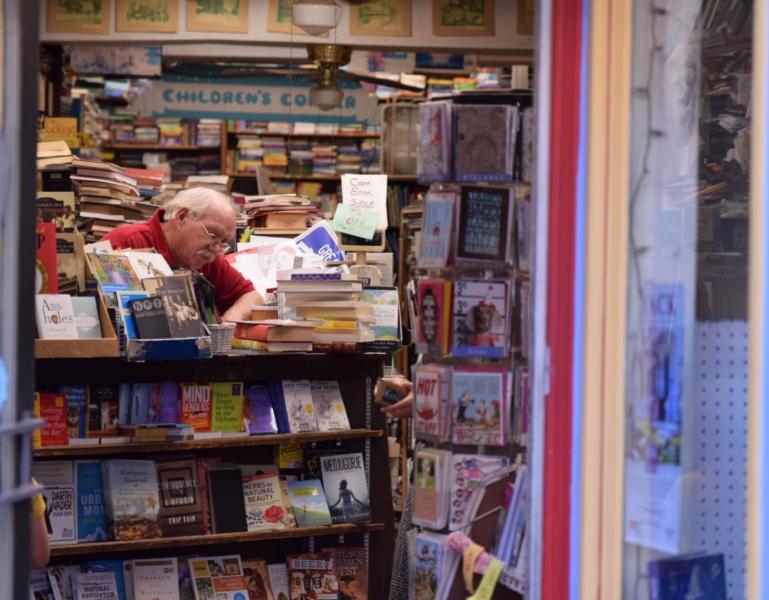 book store in nyack community