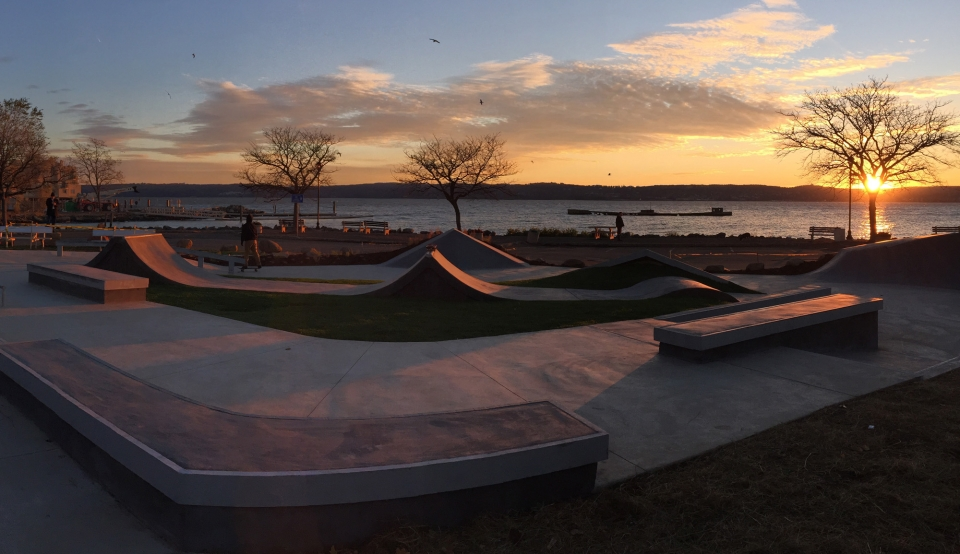 skate parks in nyack community